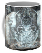 Ice Temple Coffee Mug