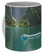 Ice Tracy Arm Alaska Coffee Mug