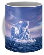 Icebeargs Coffee Mug by Jerry LoFaro