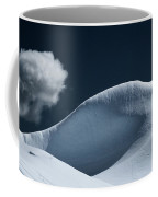 Iceberg And Cloud Coffee Mug