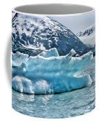 Iceberg Glacier Alaska  Coffee Mug