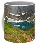 Iceberg Lake Glacier Coffee Mug