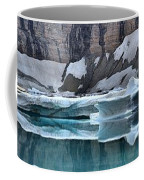 Iceberg Lake Icebergs Coffee Mug