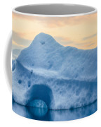 Iceberg On The Jokulsarlon Glacial Coffee Mug