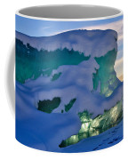 Iceberg's Glow - Mendenhall Glacier Coffee Mug