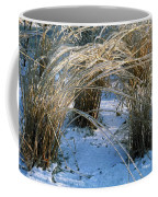 Iced Ornamental Grass Coffee Mug