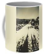Iced Over Road Coffee Mug
