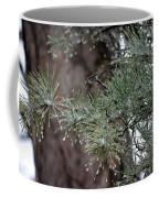 Iced Pine Coffee Mug