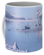 Icefjord In Greenland Coffee Mug