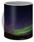 Iceland Aurora Coffee Mug