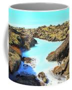 Iceland Blue Lagoon Healing Waters Coffee Mug