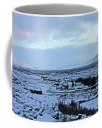 Iceland Country Side Clouds Mountains Stream Iceland Rocks Lake Clouds Iceland 2 2112018 0971 Coffee Mug