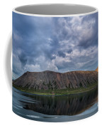 Iceland Mountain Reflections  Coffee Mug