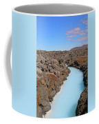 Iceland Tranquil Blue Lagoon  Coffee Mug