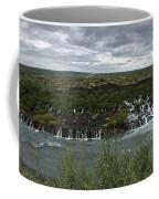 Icelandic Waterfall Coffee Mug