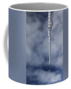 Icicle And Water Drop Coffee Mug