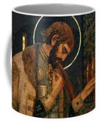 Icon Of Reverend Prince Alexander Nevsky. Saint Petersburg Coffee Mug