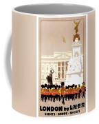 Iconic London  Coffee Mug