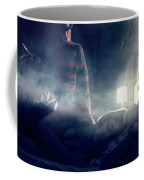 Icons Of Horror Nightmare On Elm Street Coffee Mug