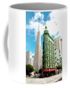 Icons Of San Fran Coffee Mug