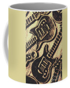 Icons Of Vintage Music Coffee Mug
