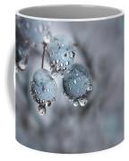 Icy Blue Berries Coffee Mug