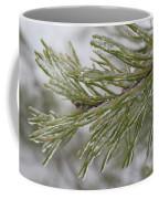 Icy Fingers Of The Pine Coffee Mug