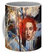 Icy Fire Coffee Mug