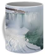 Icy Fury - Niagara Falls Spectacular Ice Buildup Coffee Mug