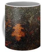Icy Leaf Coffee Mug