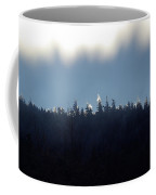 Icy Sunrise Coffee Mug