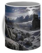 Icy Tundra In Buffalo Coffee Mug