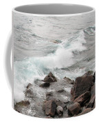 Icy Waves Coffee Mug