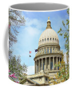 Idaho State Capitol In The Spring Coffee Mug