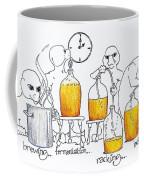 Ideas Brewing Coffee Mug