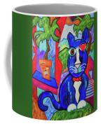 IDK Coffee Mug