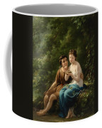 Idyll In The Forest Interior Coffee Mug