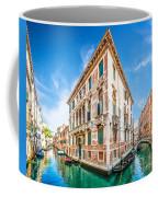 Idyllic Canal In Venice Coffee Mug