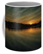 Idyllic Philadelphia Sunset Coffee Mug