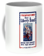 If You Can't Enlist Invest Coffee Mug