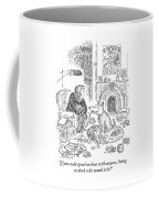 If You Could Spend An Hour With Anyone Coffee Mug