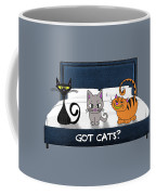 If You Have Cats Coffee Mug