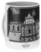 Iglesia San Francisco - Antigua Guatemala Bnw Coffee Mug