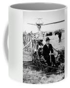 Igor Ivan Sikorsky Coffee Mug