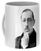 Igor Stravinsky, Russian Composer Coffee Mug