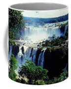 Iguacu Waterfalls Coffee Mug