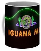Iguana Mia Coffee Mug