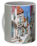 Il Balcone Fiorito Coffee Mug