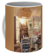 Il Caffe Dell'armadio Coffee Mug by Guido Borelli