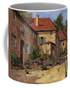 Il Carretto Coffee Mug by Guido Borelli